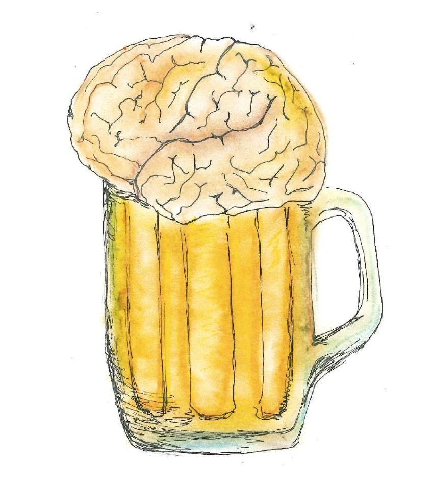 brains and brews come be brainy